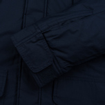 Fred Perry Portwood Men's Parka Bright Navy photo- 6