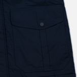Fred Perry Portwood Men's Parka Bright Navy photo- 7