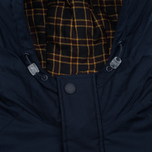 Мужская куртка парка Fred Perry Portwood Bright Navy фото- 3