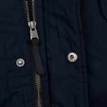 Fred Perry Portwood Men's Parka Bright Navy photo- 4