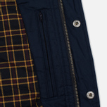 Fred Perry Portwood Men's Parka Bright Navy photo- 8