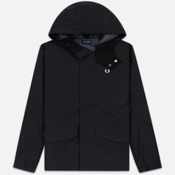 Мужская куртка парка Fred Perry Quilted Black