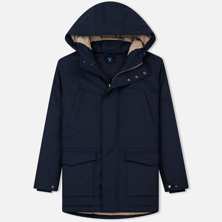 Мужская куртка парка Gant The Down Parka Marine