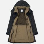 Мужская куртка парка Garbstore Deck Coat Indigo Dot фото- 1