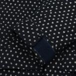 Мужская куртка парка Garbstore Deck Coat Indigo Dot фото- 6