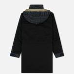 Мужская куртка парка Garbstore Deck Coat Indigo Dot фото- 8