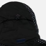 Мужская куртка парка Garbstore Deck Coat Indigo Dot фото- 7