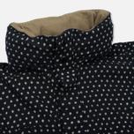 Мужская куртка парка Garbstore Deck Coat Indigo Dot фото- 3