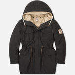 Мужская куртка парка GJO.E 9P22 Black фото- 0