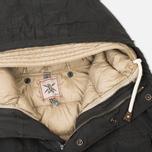 Мужская куртка парка GJO.E 9P22 Black фото- 2