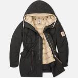 Мужская куртка парка GJO.E 9P22 Black фото- 1