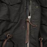 Мужская куртка парка GJO.E 9P22 Black фото- 6
