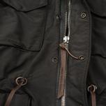Мужская куртка парка Grunge John Orchestra. Explosion 9P22 Black фото- 6