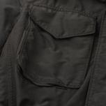 Мужская куртка парка GJO.E 9P22 Black фото- 3