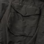 Мужская куртка парка Grunge John Orchestra. Explosion 9P22 Black фото- 3