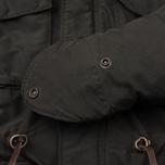 Мужская куртка парка GJO.E 9P22 Black фото- 4