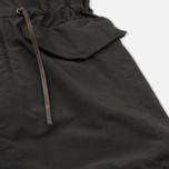 Мужская куртка парка GJO.E 9P22 Black фото- 5