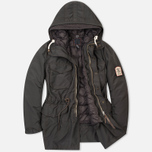 Мужская куртка парка GJO.E 9P22 Grey фото- 1