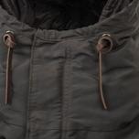 Мужская куртка парка GJO.E 9P22 Grey фото- 3