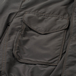 Мужская куртка парка GJO.E 9P22 Grey фото- 4
