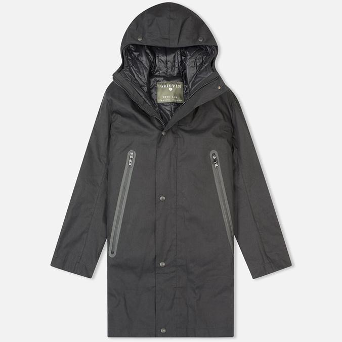 Мужская куртка парка Griffin Fish Tail Linen