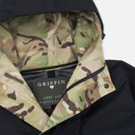 Мужская куртка парка Griffin Fishtail Majocchi Black фото- 2
