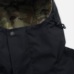 Мужская куртка парка Griffin Fishtail Majocchi Black фото- 3