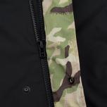 Мужская куртка парка Griffin Fishtail Majocchi Black фото- 4