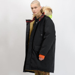 Мужская куртка парка Griffin Sleeping Bag Coat Black фото- 10