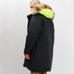 Мужская куртка парка Griffin Sleeping Bag Coat Black фото- 9