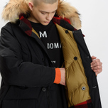 Мужская куртка парка Griffin Sleeping Bag Coat Black фото- 11