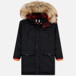 Мужская куртка парка Griffin Sleeping Bag Coat Black фото- 0