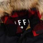 Мужская куртка парка Griffin Sleeping Bag Coat Black фото- 2