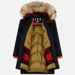 Мужская куртка парка Griffin Sleeping Bag Coat Black фото- 1