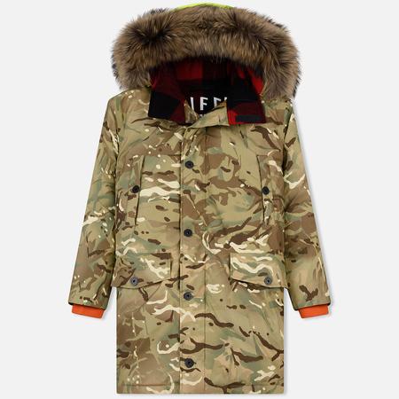 Мужская куртка парка Griffin Sleeping Bag Coat Camouflage