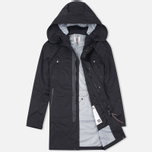 Grunge John Orchestra. Explosion 6 1010P6CM Men's Parka Black photo- 1