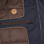 Мужская куртка парка Hackett Arctic Navy фото- 9