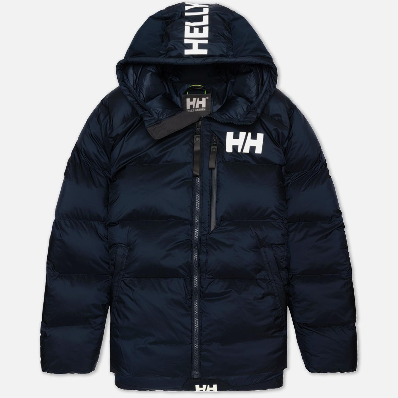 Мужская куртка парка Helly Hansen Active Winter Navy