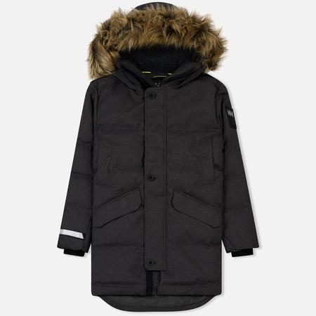 Мужская куртка парка Helly Hansen Barents Ebony