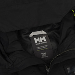 Мужская куртка парка Helly Hansen Captains Rain Black Negro фото- 2