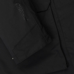 Мужская куртка парка Helly Hansen Captains Rain Black Negro фото- 6