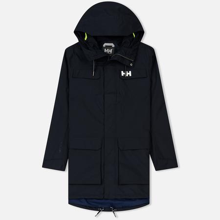 Мужская куртка парка Helly Hansen Captains Rain Navy