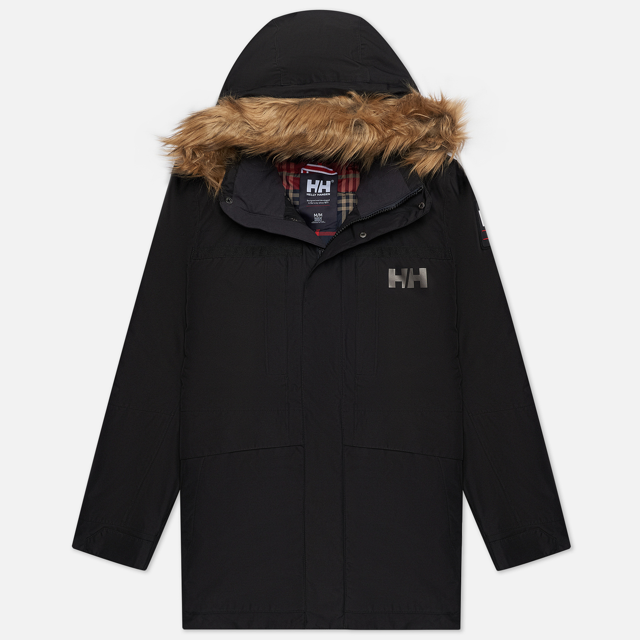 Мужская куртка парка Helly Hansen Coastal 2 Black