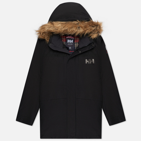 Мужская куртка парка Helly Hansen Coastal 2 Black