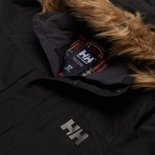 Мужская куртка парка Helly Hansen Coastal 2 Black фото- 2