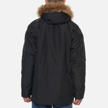 Мужская куртка парка Helly Hansen Coastal 2 Black фото- 3