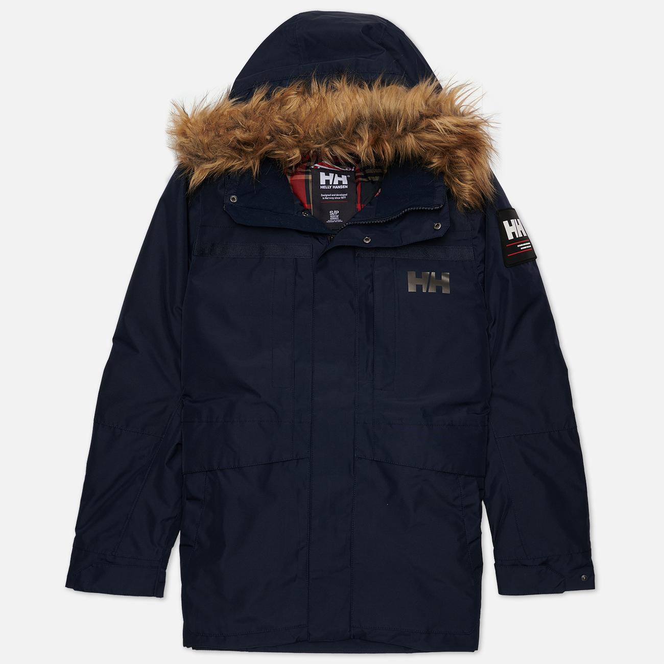 Мужская куртка парка Helly Hansen Coastal 2 Navy