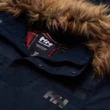 Мужская куртка парка Helly Hansen Coastal 2 Navy фото- 2