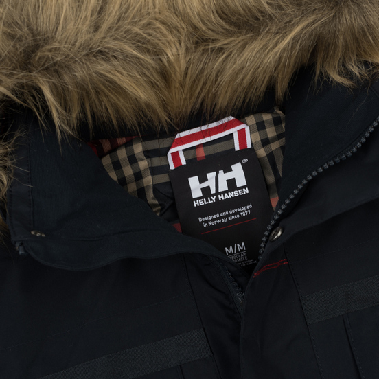 Мужская куртка парка Helly Hansen Coastal 2 Navy