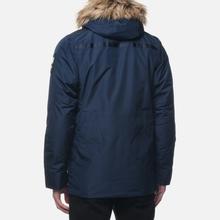 Мужская куртка парка Helly Hansen Coastal 2 Navy фото- 4